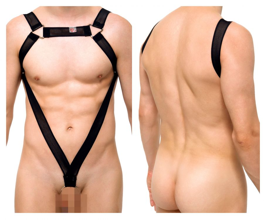 PetitQ PQ180803 Dunzio Harness - Mpire Men