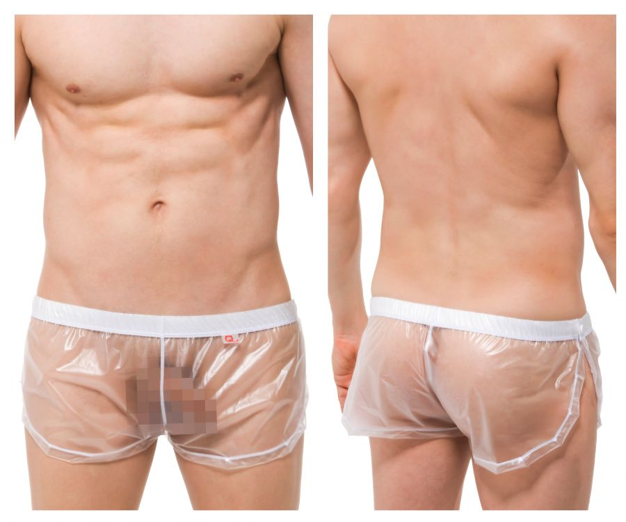 PetitQ PQ180905 Snap Cristal Athletic Shorts