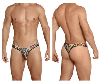 Pikante 8055 Baloo Castro Thongs - Mpire Men