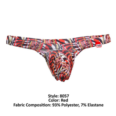 Pikante 8057 Ray Castro Thongs