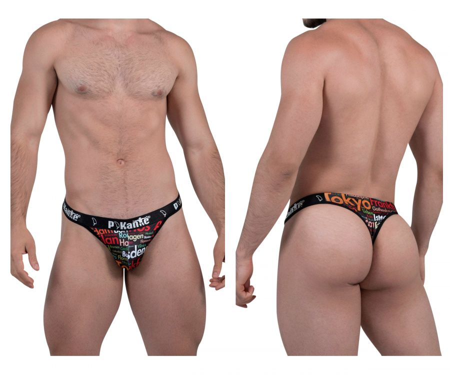 Pikante 8063 Traffic Thongs