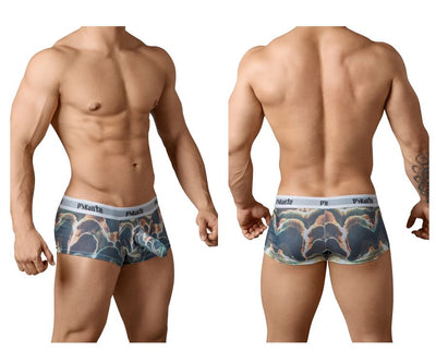 Pikante 8441 Twister Boxer Briefs