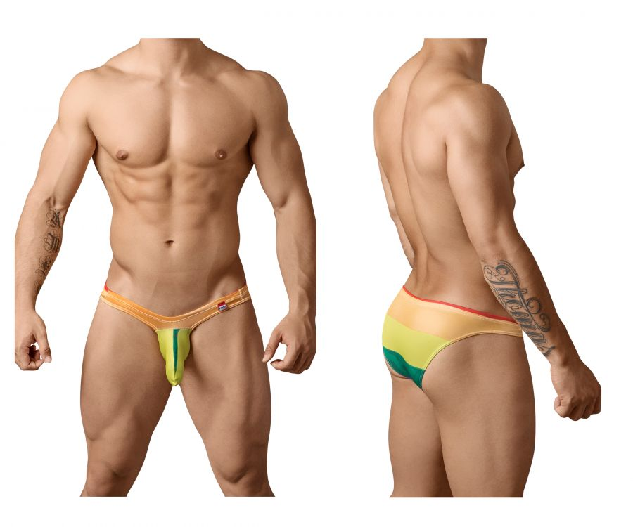 Pikante 8693 Pride Briefs - Mpire Men