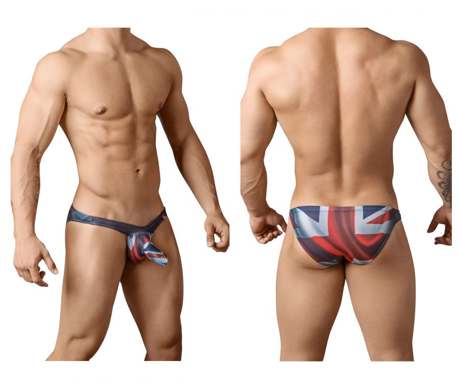 Pikante 8694 British Briefs - Mpire Men