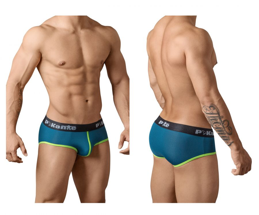 Pikante 8701 Wild World Briefs - Mpire Men