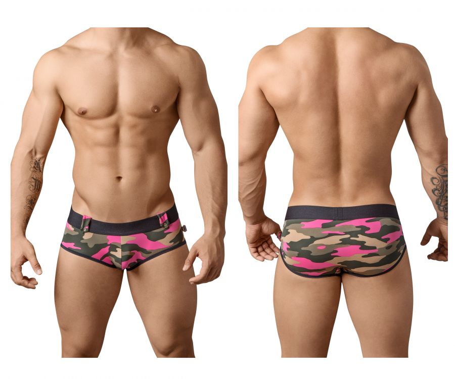 Pikante 8706 Warfare Briefs - Mpire Men