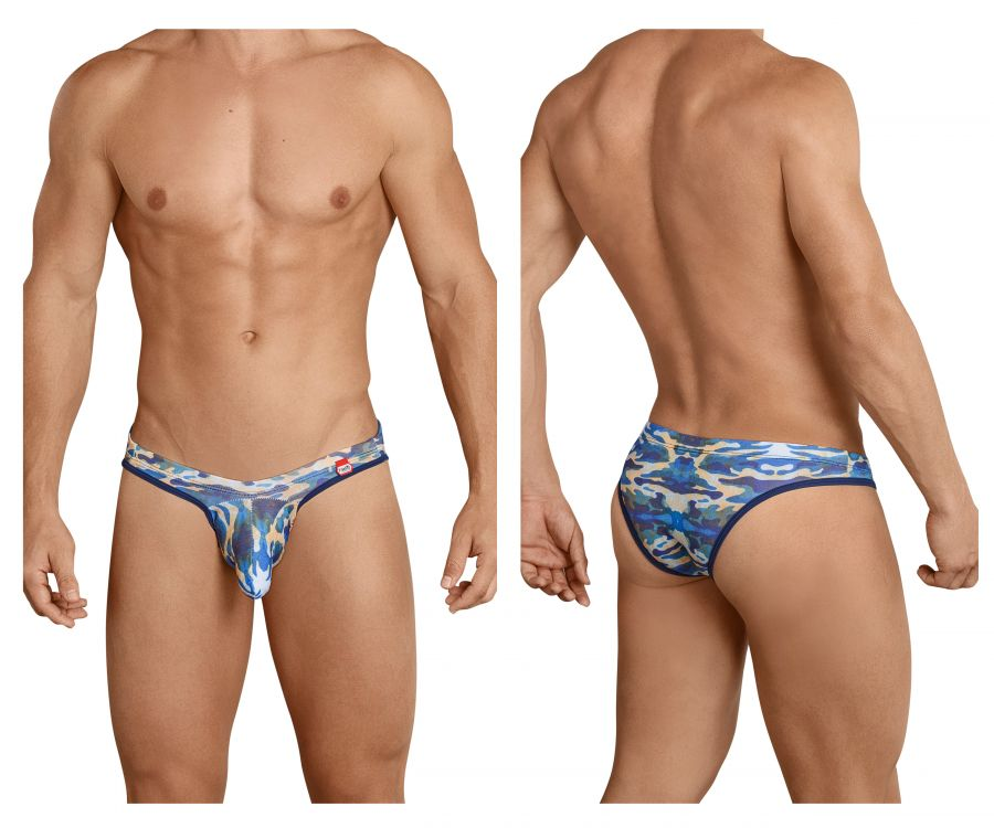 Pikante 8725 Illegal Castro Briefs - Mpire Men