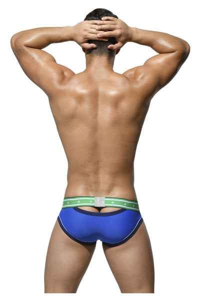 Private Structure BLUZ3786 beFIT Player Contour Briefs - Mpire Men