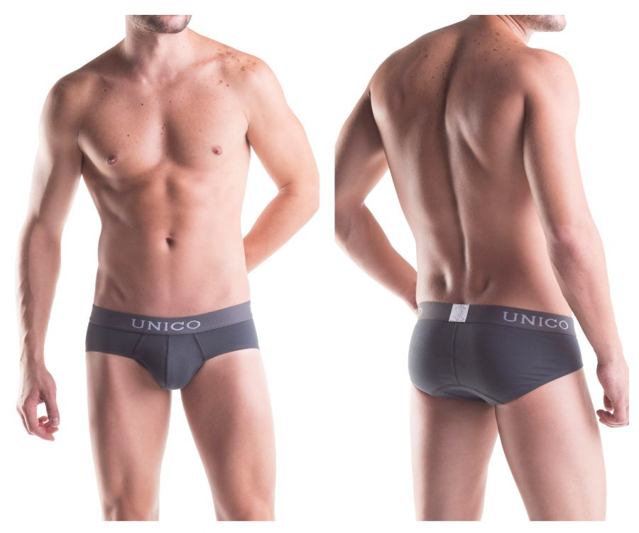 Unico 1200050196 Briefs Asfalto - Mpire Men