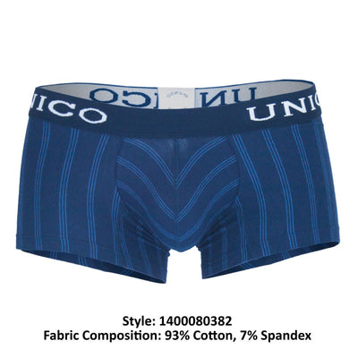 Unico 1400080382 Boxer Briefs Paralelo - Mpire Men