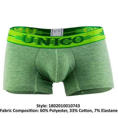 Unico 1802010010743 Boxer Briefs Essence