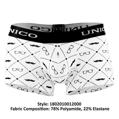 Unico 1802010012000 Boxer Briefs Gentleman