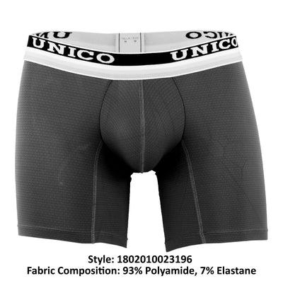Unico 1802010023196 Boxer Briefs Raiz - Mpire Men