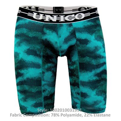 Unico 1802010031991 Boxer Briefs Dots