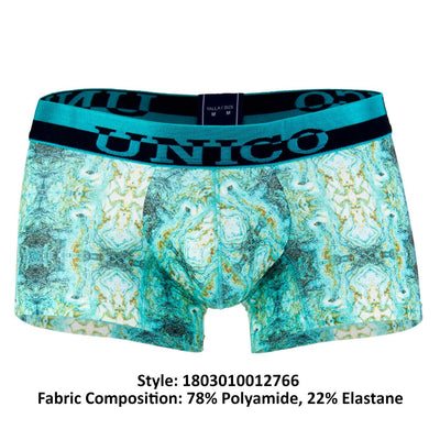 Unico 1803010012766 Boxer Briefs Camouflage - Mpire Men