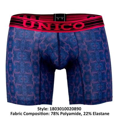 Unico 1803010020890 Boxer Briefs Ecologico - Mpire Men