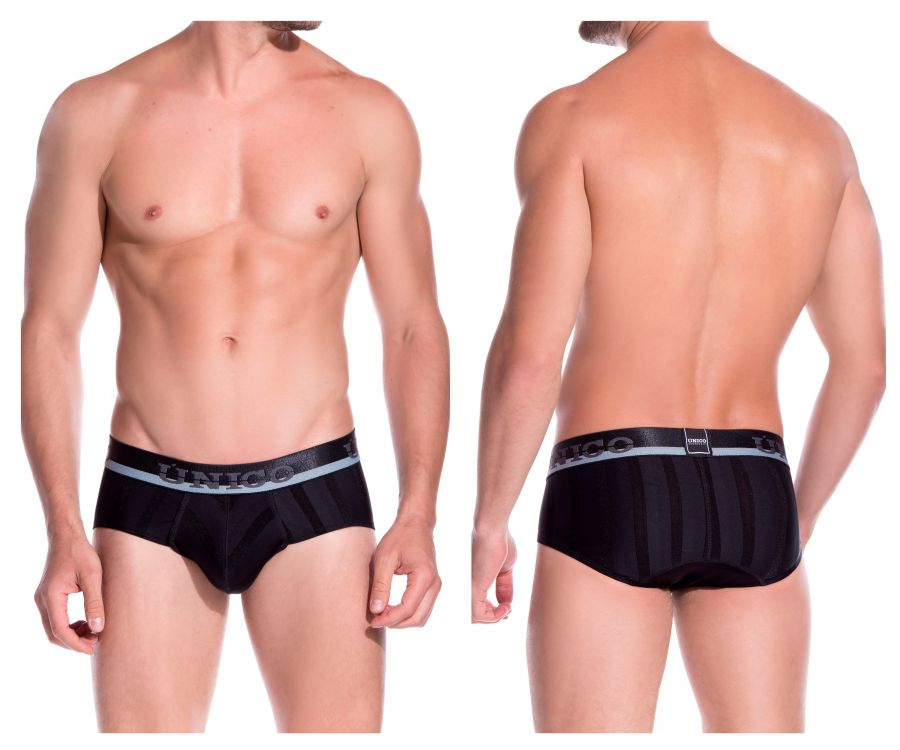 Unico 1905020110199 Briefs Azabache - Mpire Men