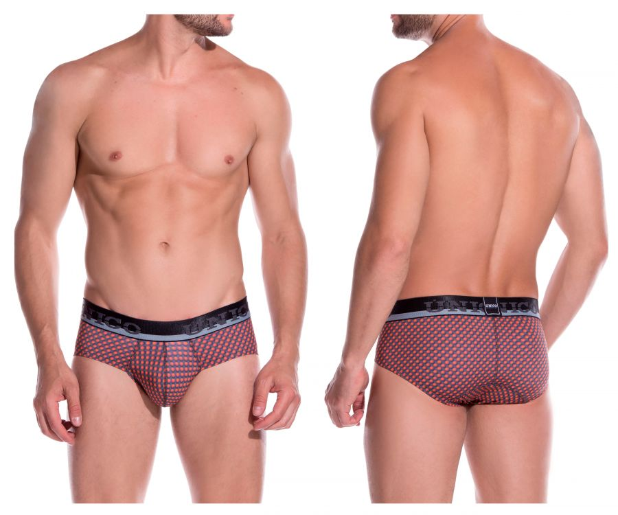 Unico 1905020111129 Briefs Vinedo - Mpire Men