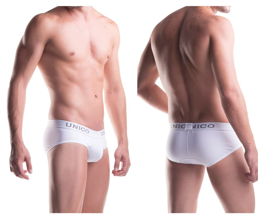 Unico 9610050100 Briefs Cristalino - Mpire Men