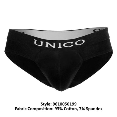 Unico 9610050199 Briefs Intenso - Mpire Men