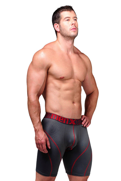 Xtremen 51371 Cycling Padded Boxer Briefs