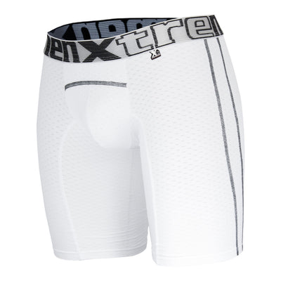 Xtremen 51403 Sports Microfiber Boxer Briefs - Mpire Men