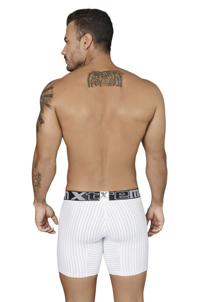 Xtremen 51419 Boxer Briefs Microfiber Stripes