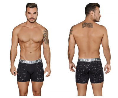Xtremen 51424 Boxer Briefs Printed Cotton - Mpire Men