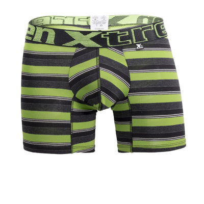 Xtremen 51434 Stripes Boxer Briefs