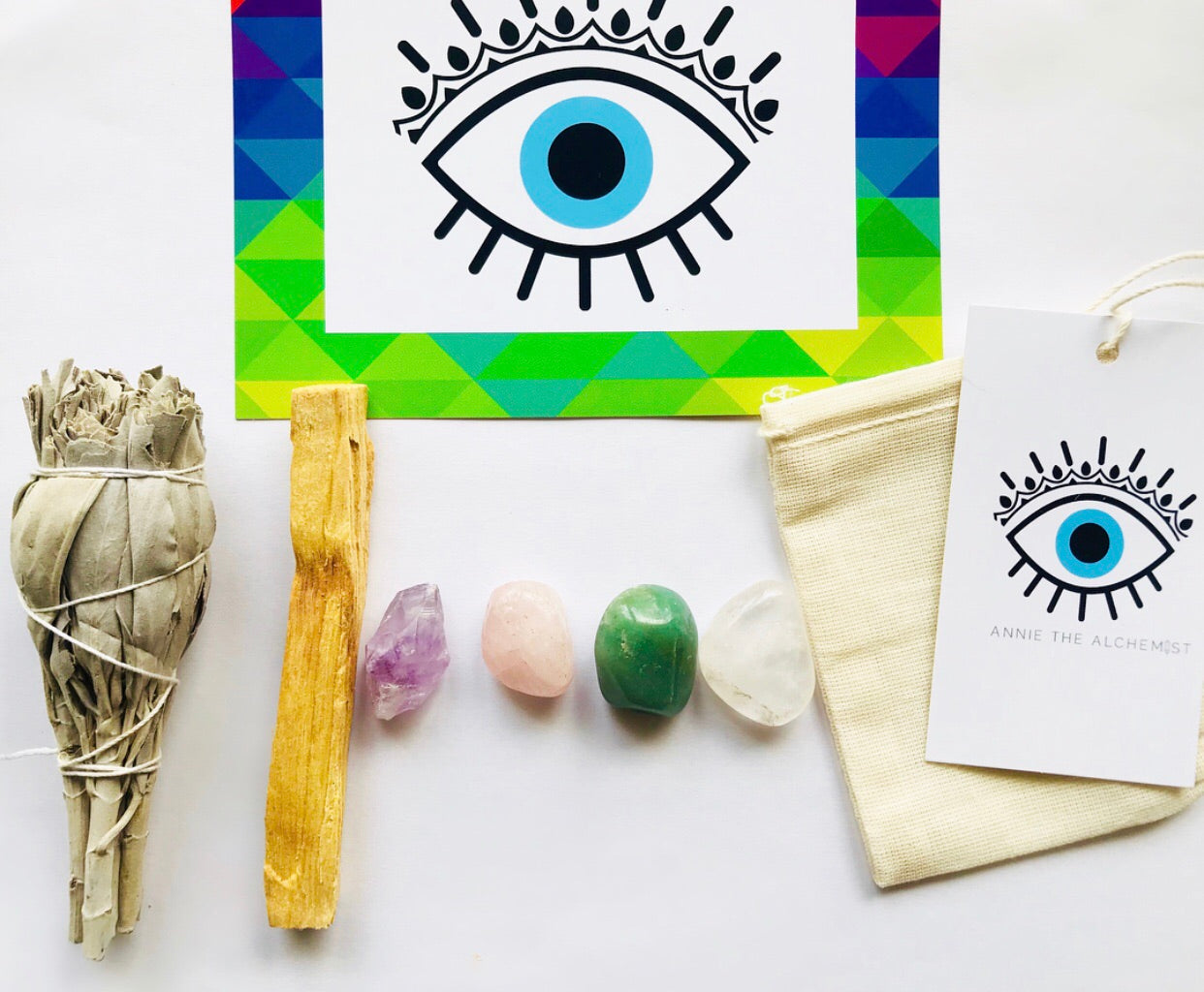 Heart Healer Crystal Kit