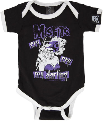 Sourpuss Misfits Cry Cry One Piece