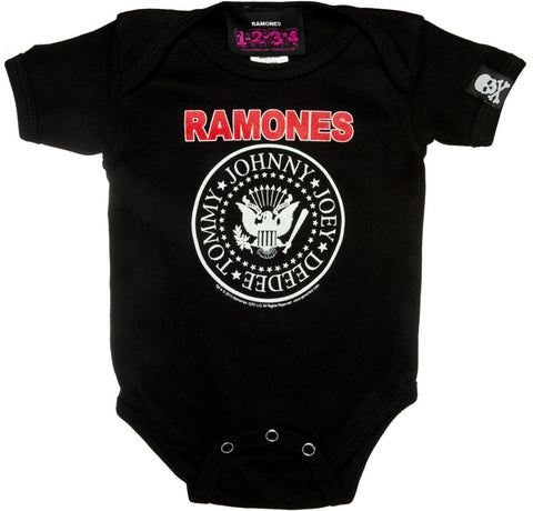 Sourpuss Ramones Logo One Piece