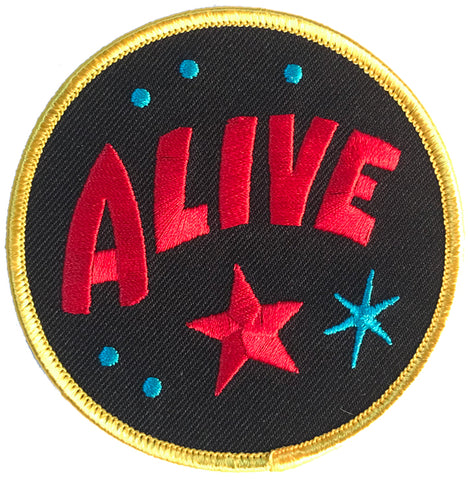 Sourpuss Alive Patch