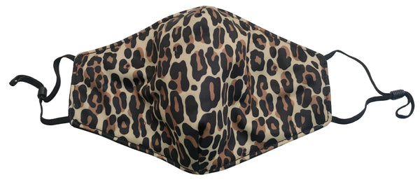 Sourpuss Leopard Mask