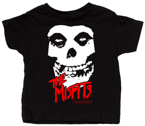 Sourpuss Misfits Crimson Ghost Kids Tee