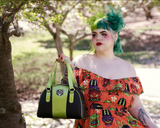 Sourpuss Monster Tiki Fiesta Dress