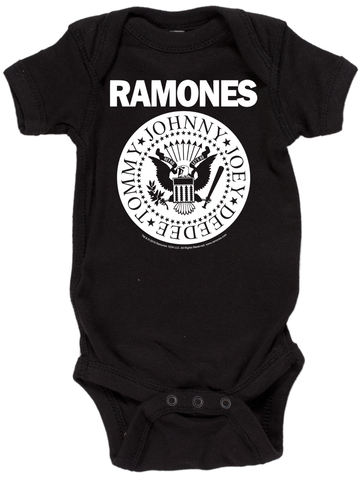 Sourpuss Ramones Classic Kids One Piece