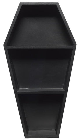 Sourpuss Coffin Wall Shelf