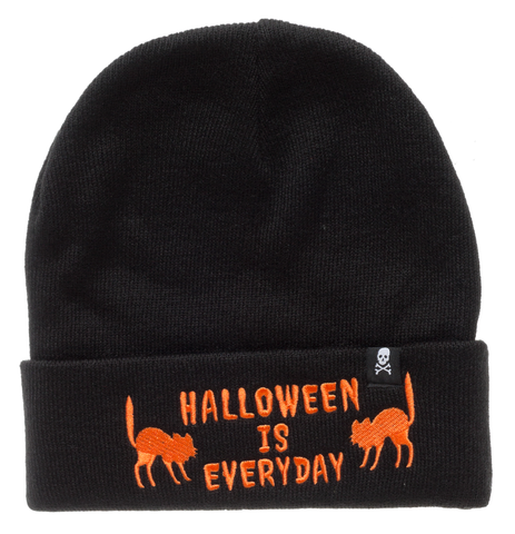 Sourpuss Halloween Knit Hat
