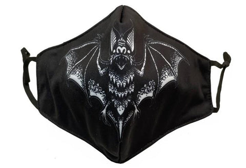Sourpuss Spooksville Bat Mask