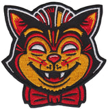 Kustom Kreeps Creepy Cat Patch