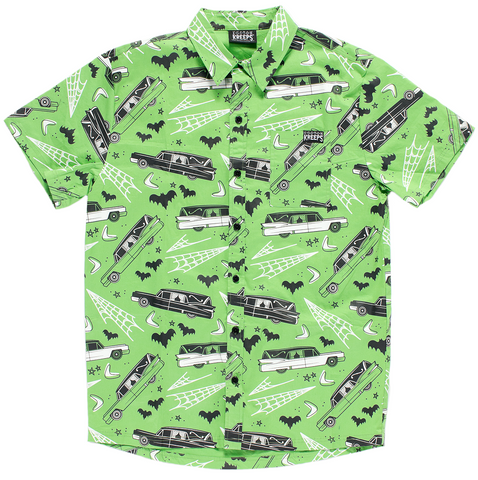 Kustom Kreeps Death Cab Button Down