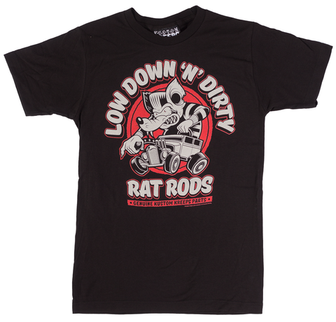 Kustom Kreeps Dirty Rat Guys T-Shirt