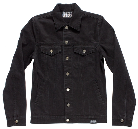 Kustom Kreeps Denim Jacket