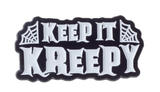 Kustom Kreeps Keep It Kreepy Enamel Pin