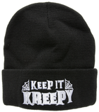 Kustom Kreeps Keep It Kreepy Knit Hat
