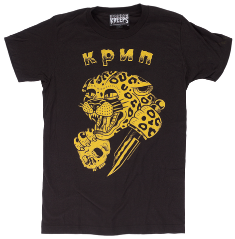Kustom Kreeps Prison Creep Guys T-Shirt