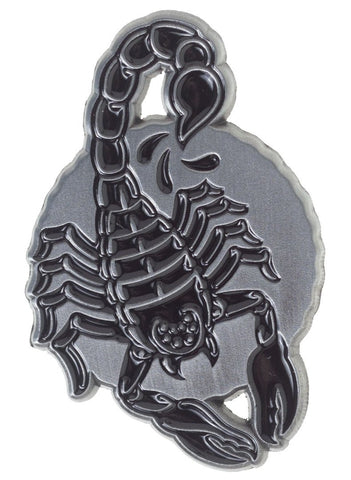 Kustom Kreeps Scorpion Pin