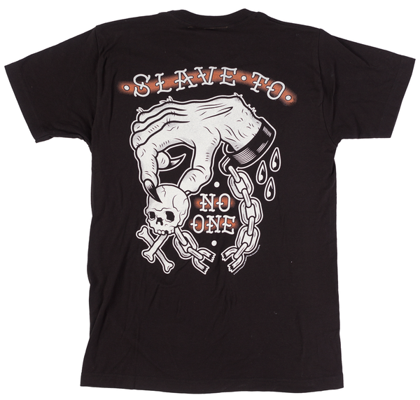 Kustom Kreeps Slave To No One Guys T-Shirt