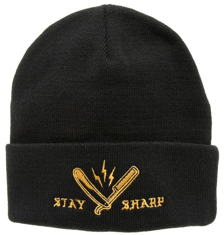 Kustom Kreeps Stay Sharp Knit Hat